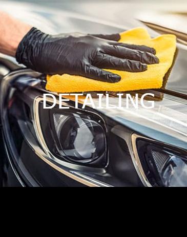 Προϊόντα περιποίησης αυτοκινήτου | Detailing | Γυάλισμα |
