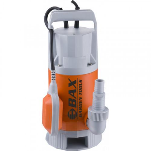 Υποβρύχια πλαστική αντλία ακάθαρτων υδάτων BAX GARDEN TOOLS B1-400