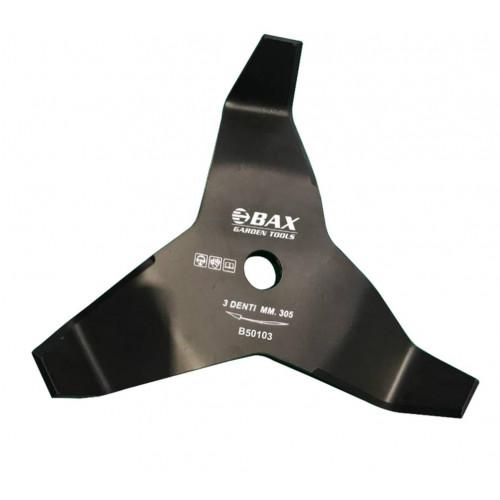 Δίσκος θαμνοκοπτικού 3Τ με γωνίες BAX GARDEN TOOLS B50103