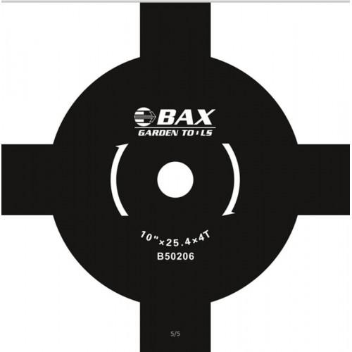 Δίσκος θαμνοκοπτικού 4Τ BAX GARDEN TOOLS B50206