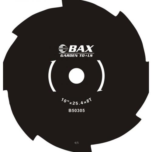 Δίσκος θαμνοκοπτικού 8Τ BAX GARDEN TOOLS B50305