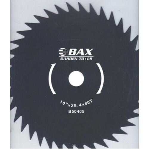Δίσκος θαμνοκοπτικού 80Τ BAX GARDEN TOOLS B50405