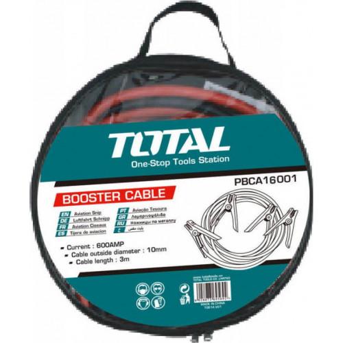 Καλώδια εκκίνησης TOTAL PBCA12001