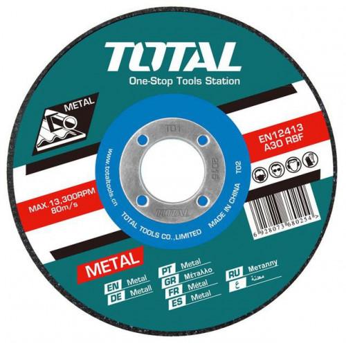 Δίσκος κοπής μετάλλου / INOX Φ355 TOTAL TAC2213551