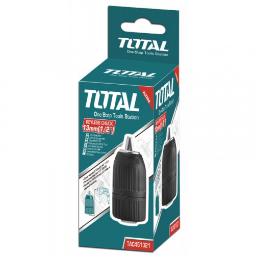 Τσοκ δράπανου αυτόματο TOTAL TAC451321