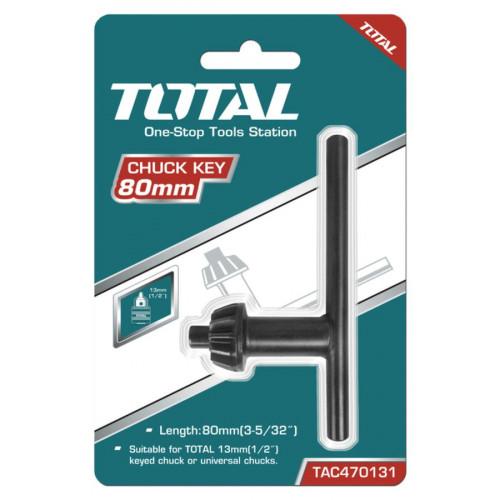 Κλειδί για τσοκ 13mm TOTAL TAC470131