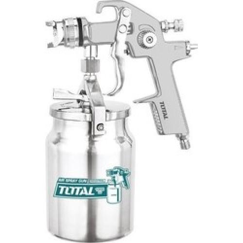 Πιστόλι βαφής κάτω δοχείο επαγγελματικό TOTAL TAT11004