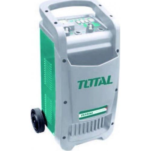 Ηλεκτρικός φορτιστής - εκκινητής μπαταριών 12/24V TOTAL TBC4003