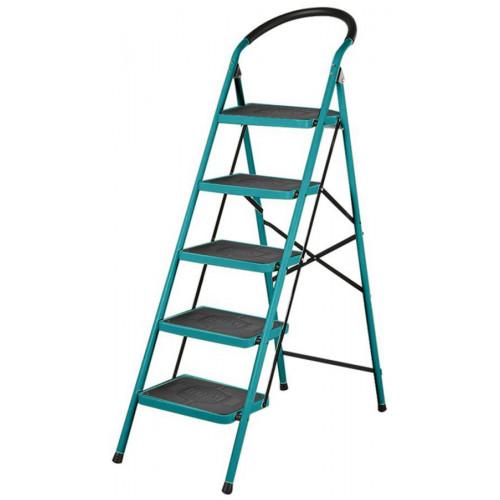 Σκαμπώ μεταλλικό 5 σκαλοπάτια TOTAL THLAD09051