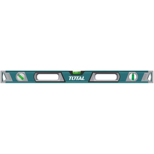 Αλφάδι αλουμινίου 180cm TOTAL TMT21806