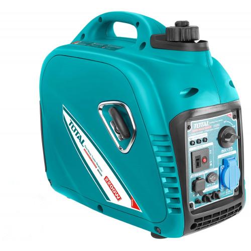 Ηλεκτρογεννήτρια βενζίνης INVERTER 2.200W TOTAL TP530001