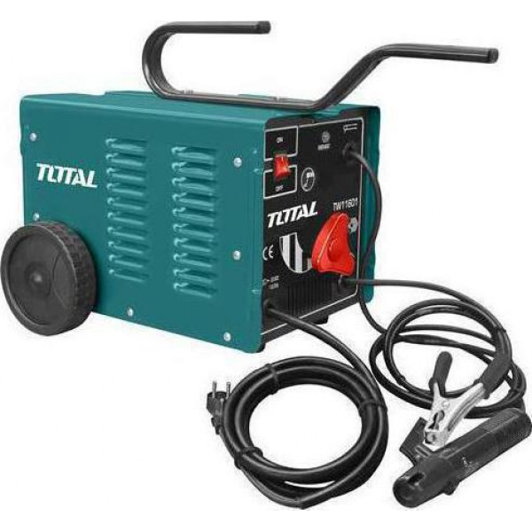 Ηλεκτροσυγκόλληση ΜΜΑ 200Α Μονοφασική / τριφασική TOTAL TW12001