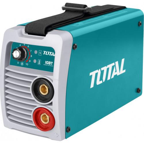 Ηλεκτροσυγκόλληση INVERTER 130A TOTAL TW21306