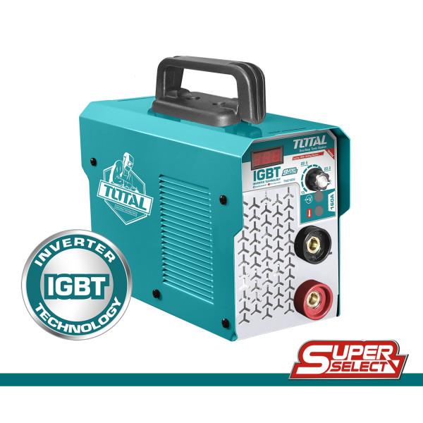 Ηλεκτροκόλληση Inverter 160A Total TW21602