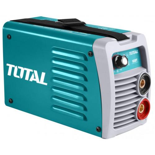 Ηλεκτροσυγκόλληση INVERTER 180A TOTAL TW21806