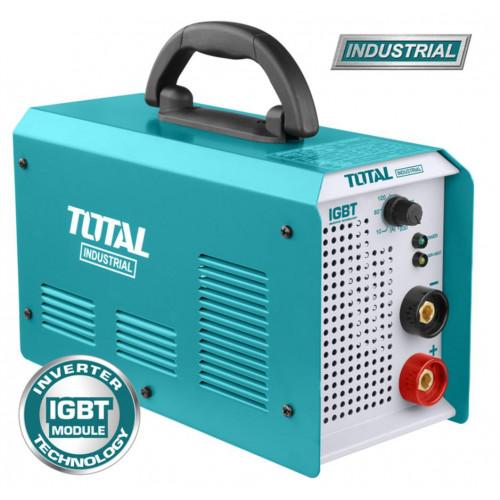 Ηλεκτροσυγκόλληση INVERTER 200A TOTAL TW22005
