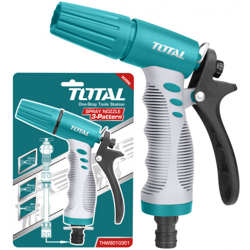 Πιστόλι νερού  ρυθμιζόμενο  TOTAL THWS010301