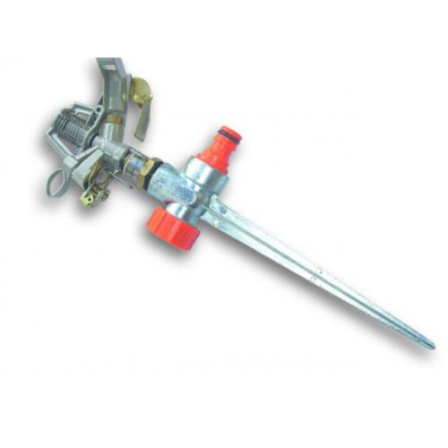 Εκτοξευτήρας παλμικός μεταλλικός σε λόγχη AQUABAX TS1022