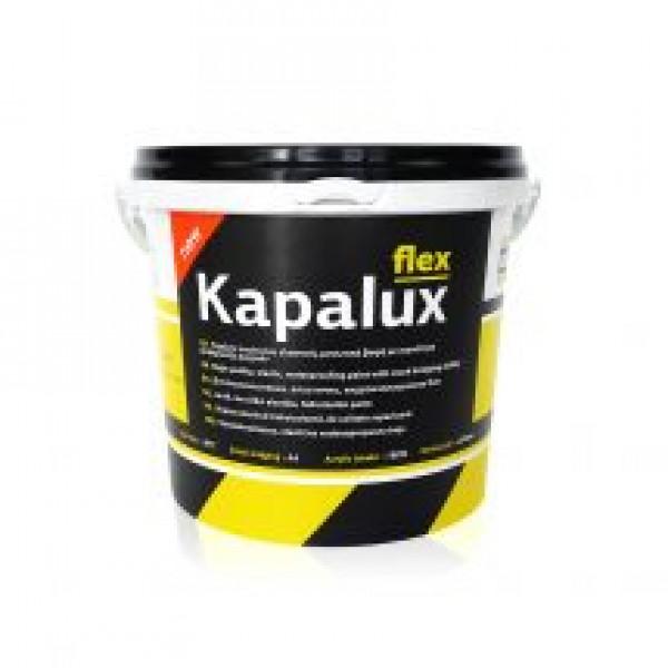 Στεγανωτική ελαστική 100% ακρυλική βαφή Kapalux flex BAUER 10lit