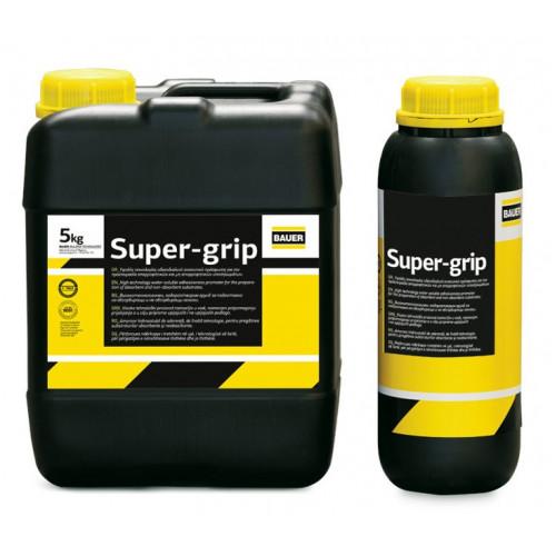 Υψηλής τεχνολογίας ενός συστατικού υδατοδιαλυτό αστάρι Super grip BAUER 5KG