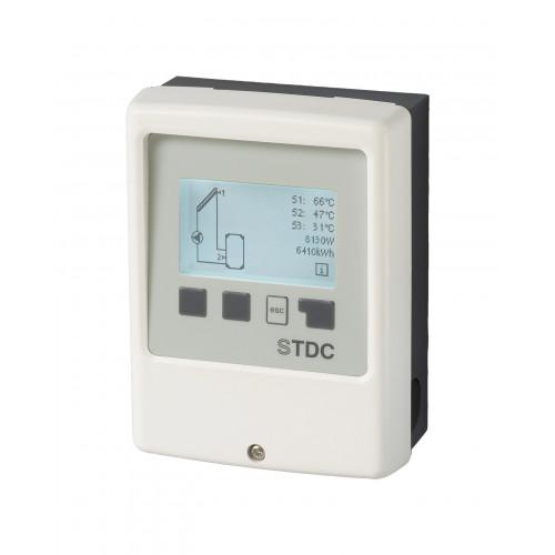Διαφορικός θερμοστάτης Ηλιακών STDC