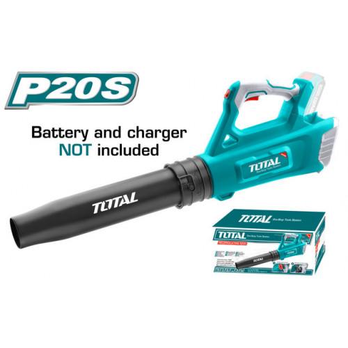 Φυσητήρας κήπου μπαταρίας λιθίου 20V TOTAL TABLI2002
