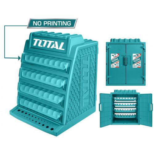 Εκθετήριο τρυπανιών 260 τεμαχίων TOTAL TAKD2608M-1