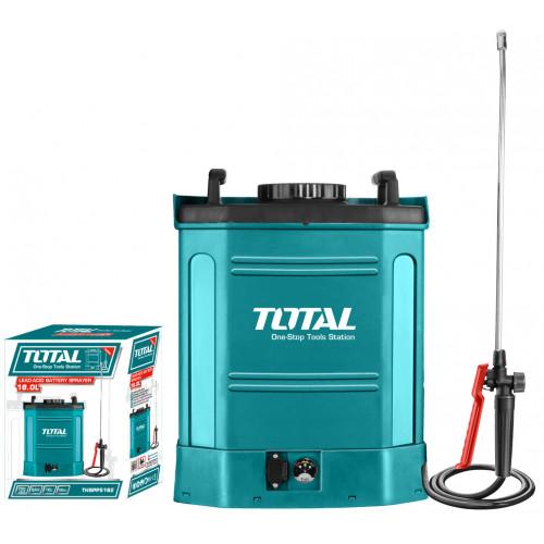 Ψεκαστήρας πλάτης μπαταρίας 16LIT TOTAL THSPP5162