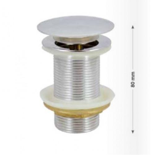 Βαλβίδα κλικ χωρίς υπερχείλιση 8 cm 05.082