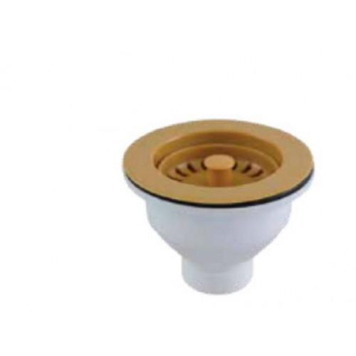 Βαλβίδα γίγας καφέ συνθετικών νεροχυτών 05.085
