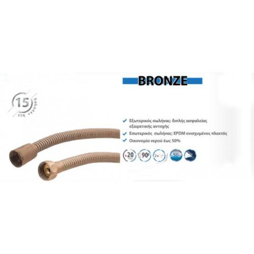 Σπιράλ λουτρού BRONZE βαρέως τύπου 41.030
